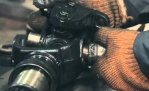 Ремонт карданов грузовиков